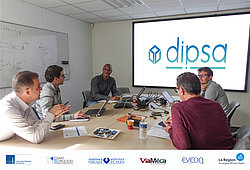 DIPSA Project: a needleless injection medical device