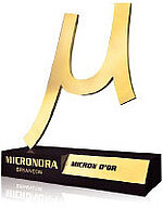 Micron d'or