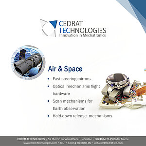 Air and space applications