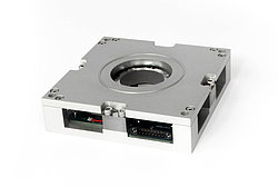 A two-axis piezo stage XY300M-SG