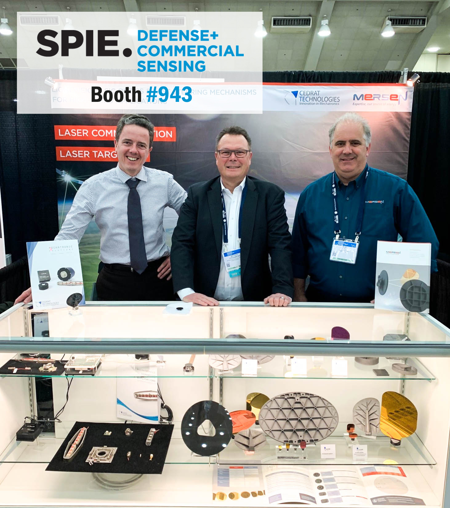 SPIE DCS BOOTH 943